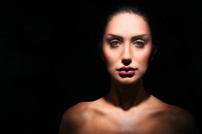 Creative Lighting Portrait