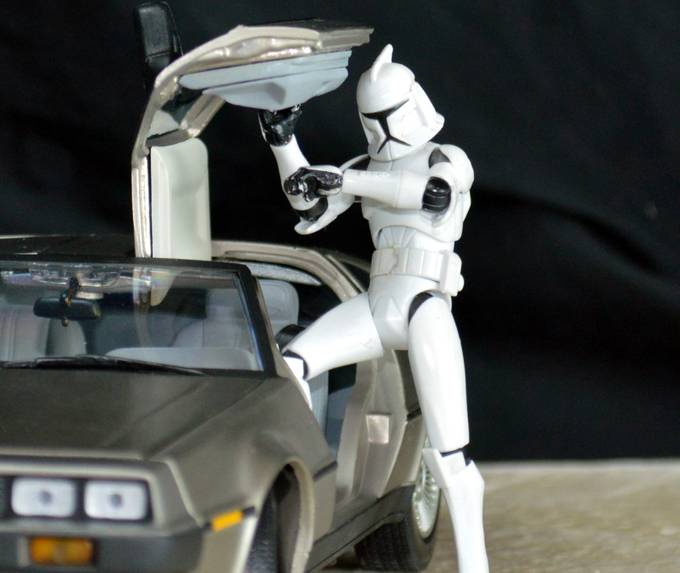 Outatime by DuttonPhotography - 300 Toys Photo Contest
