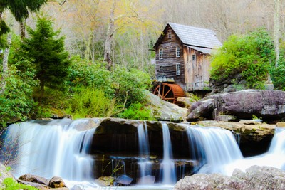 Grist Mill III