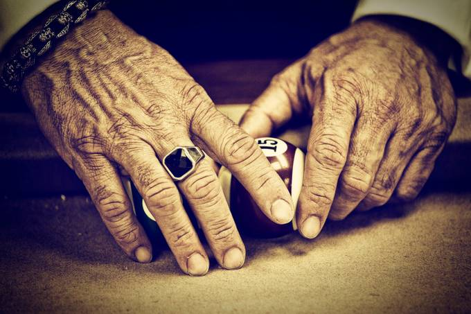 Wisdom by HathsinPhotography - Shooting Hands Photo Contest