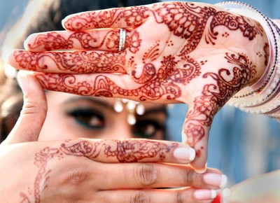 Henna view