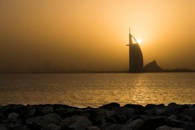 Helipad Sunrise