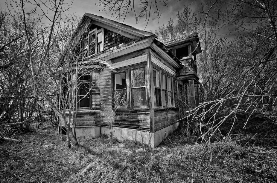 My dream house of the past