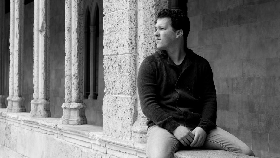This is a picture of myself taken in the Inner Yard of an old church. It was very cosy and we too...