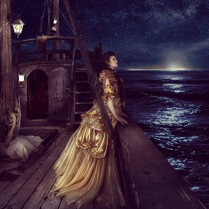 The Lady Of The Night by Dan2452 - Amazing People Amazing Places Photo Contest