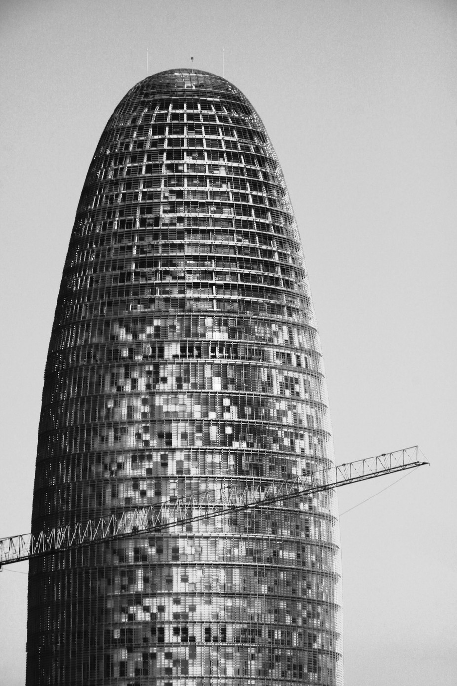 Barcelona by TaosBritDan - Tall Structures Photo Contest