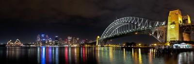 Sydney Harbour Pano