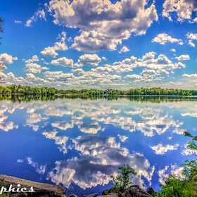 During a nice lunch break I came across this beautiful mirror like water. Only equipped with my phone, I was pleased to be able to capture it. I ...