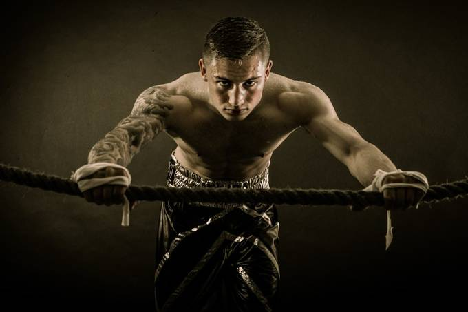 On the Ropes by -n-e-a-l - Healthy Lifestyles Photo Contest