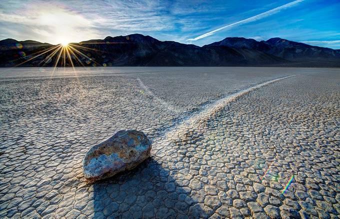 Race Track by clownsonvelvet - Sunrise Or Sunset Photo Contest