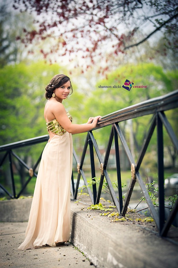 Prom Pose by shannon_alicki_creative - 500 Outfits Photo Contest