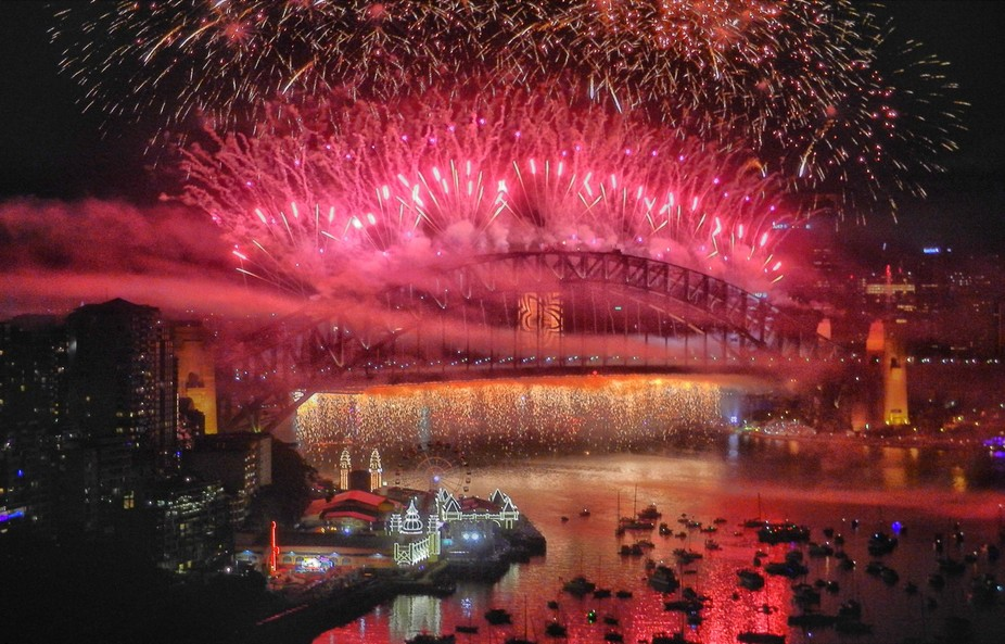 Sydney New Years Eve #1