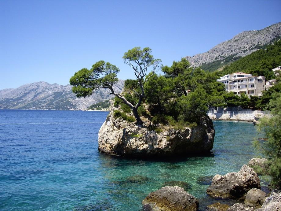 Brela, Croatia