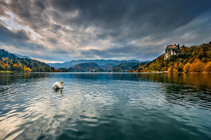 lake Bled by zenit - HDR Landscapes Photo Contest