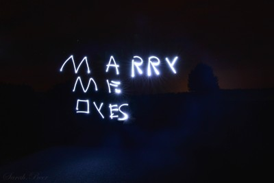 Lightpainting proposal