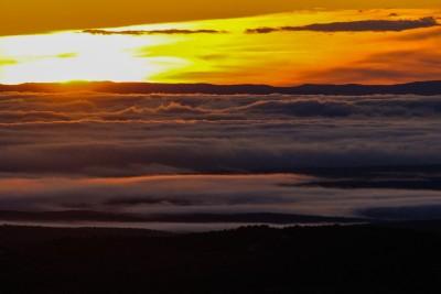 Mountain Sunrise I