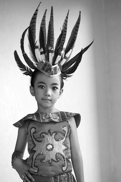 Dayak Princess
