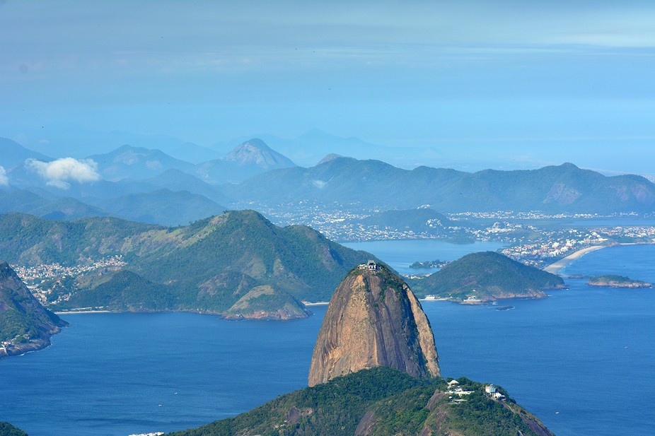 Sugarloaf Mountain - Rio de Janeiro