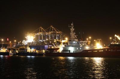 Harbour Ship Lights