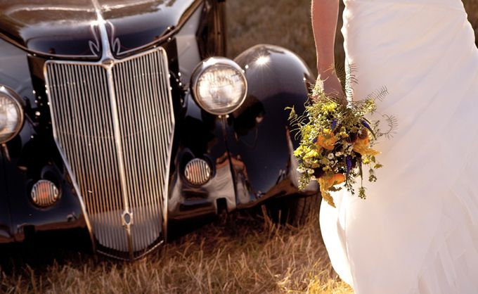 Flowers and Cars by BonZeye - Anything Wedding Photo Contest
