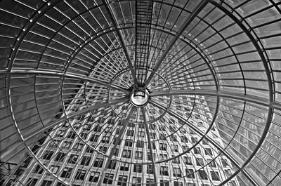 city skyscraper monochrome copy