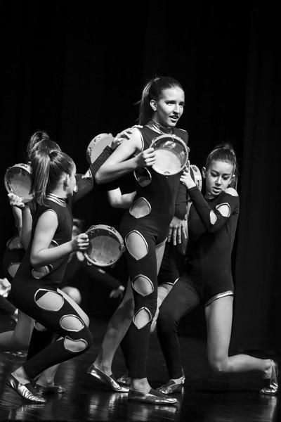 Tambourine Girls