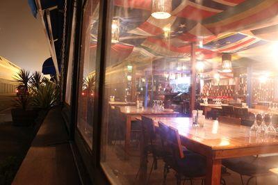 A Harbor Tavern