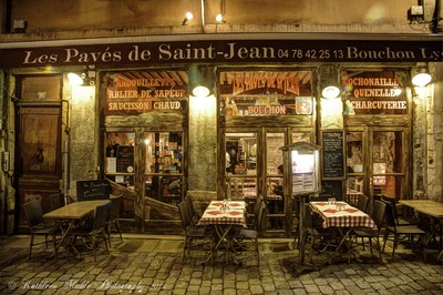 Lyon Bouchon on Sain-Jean