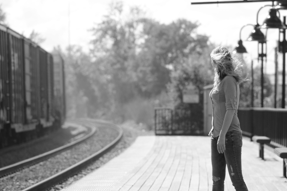 Taken in Laurel Maryland at an historic train station.