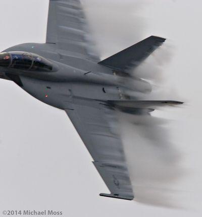 F18 - Pt Magu Airshow