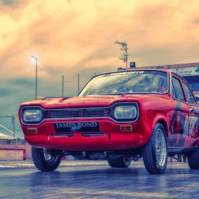 007 Escort mk1 by Justin Vellas