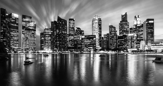 Cityscape by ebs_viewbug - Epic Black and White Photo Contest