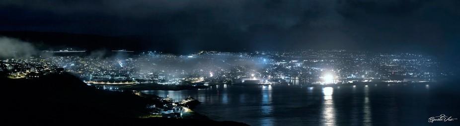 Torshavn by Night