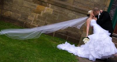 Jessica and Graham Wedding