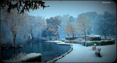 A Beautiful Winters Day