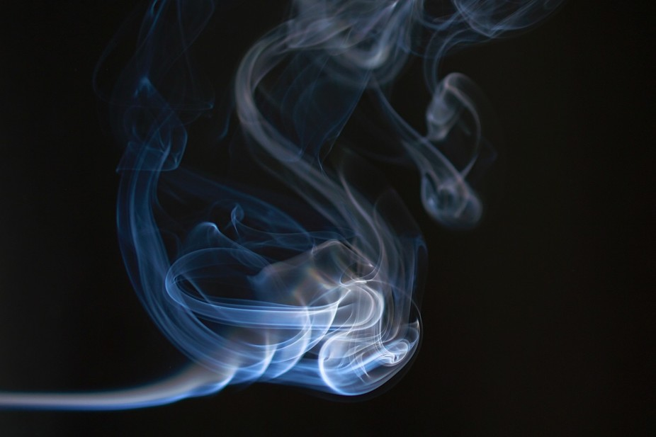 Ipnotic smoke dance