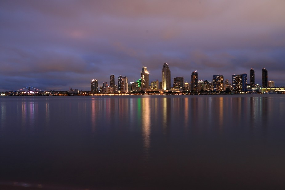 This is a photo that I shot of Downtown San Diego on 5/24/14