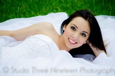 Blushing Bride 1