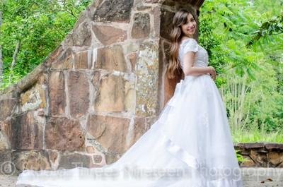 Blushing Bride 2