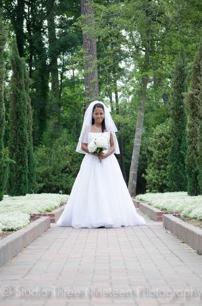 Blushing Bride 3