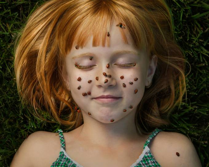 These Photos Of People With Freckles Will Make You Want Many Freckles