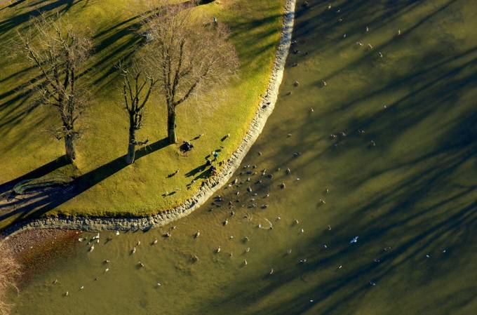 View from Above by MihaJurca - High Vantage Points Photo Contest