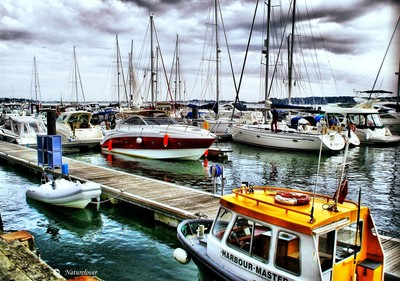 Poole Harbour Dorset