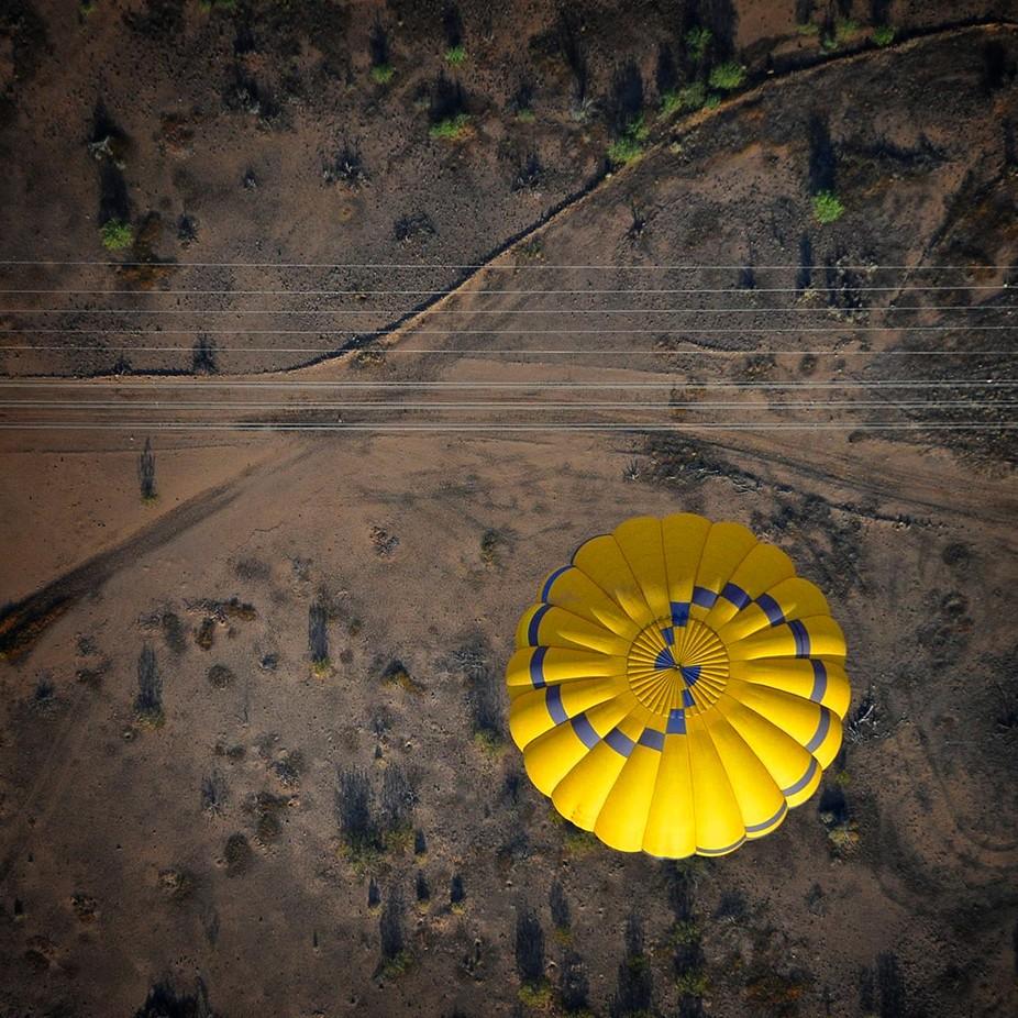 Arizona 4 by Bigskyaerial - Show Balloons Photo Contest