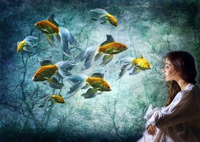 Ocean Deep Dreaming