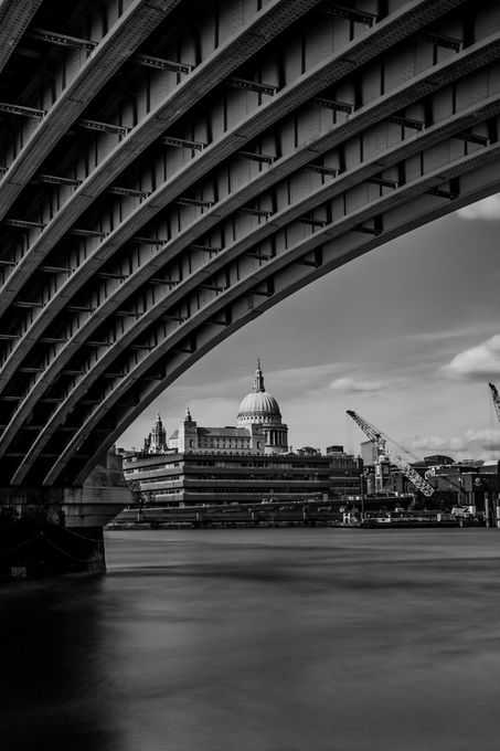st. pauls cathedral by philbailey - Under The Bridge Photo Contest