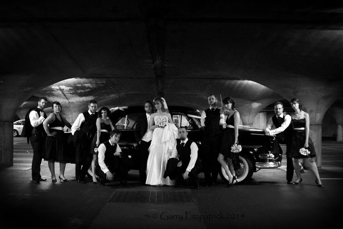 The Crew by garryfitzpatrick - Anything Wedding Photo Contest
