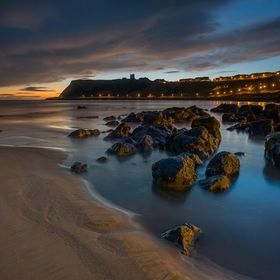 Scarborough Blue Hour