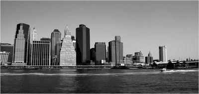 Panorama of NY