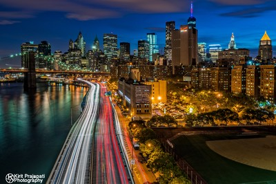FDR Drive AND Downtown